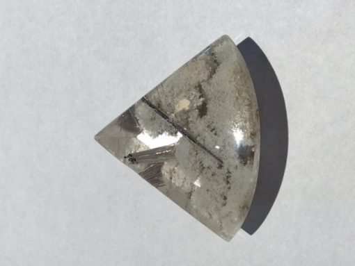 Triangle Rutilated Quartz