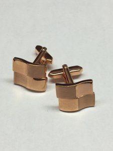 Rose-Gold-Plated-Cufflinks