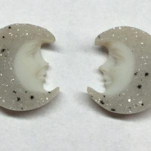 White Drusie Moons
